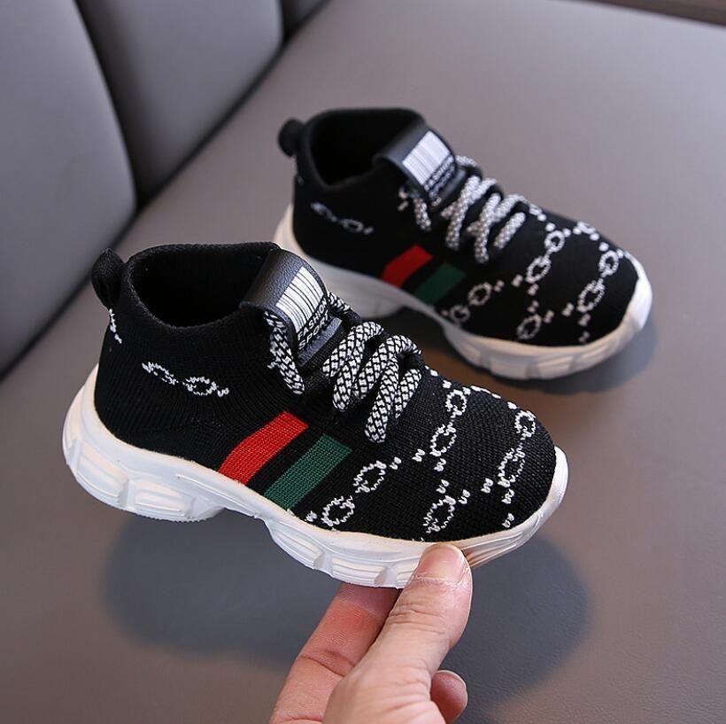 2020 새로운 키즈 스포츠 신발 소년 스니커즈 여자 패션 가을 캐주얼 어린이 신발 소년 실행 자식 신발 Chaussure enfant C1204