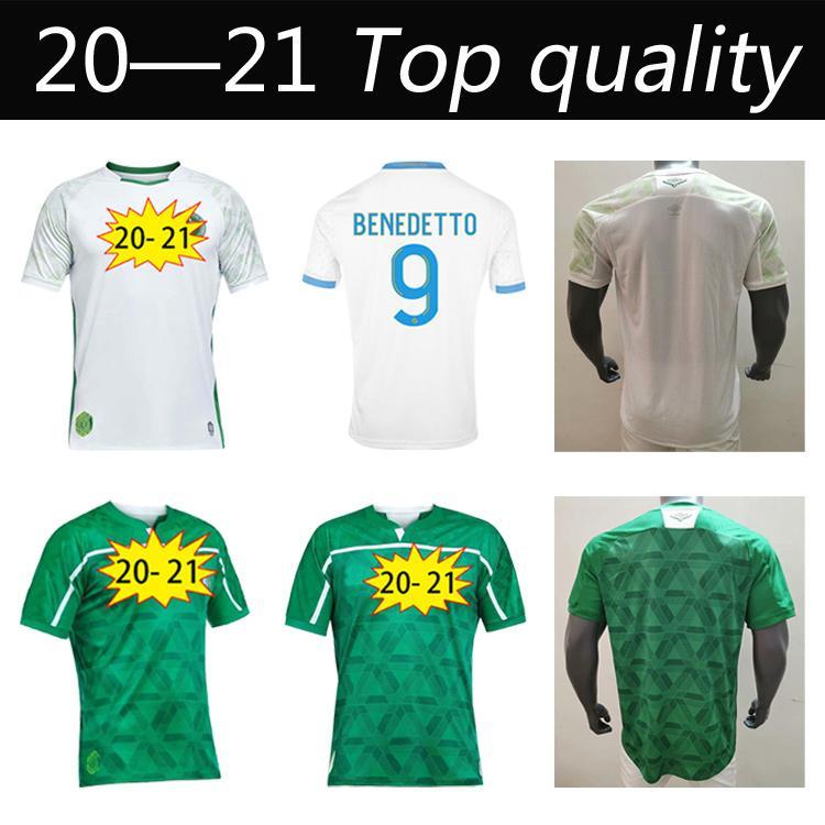 20-21 Associação Chapecoense de Futebol Soccer Jerseys 21 22 Hombres Camisetas Verde Blanco Blanco Personalizado Uniformes