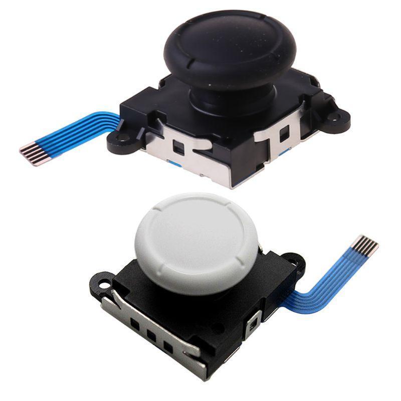 1шт 3D аналоговый датчик палочки джойстик замена для переключателя Джокон контроллер ручки игровые аксессуары бросают