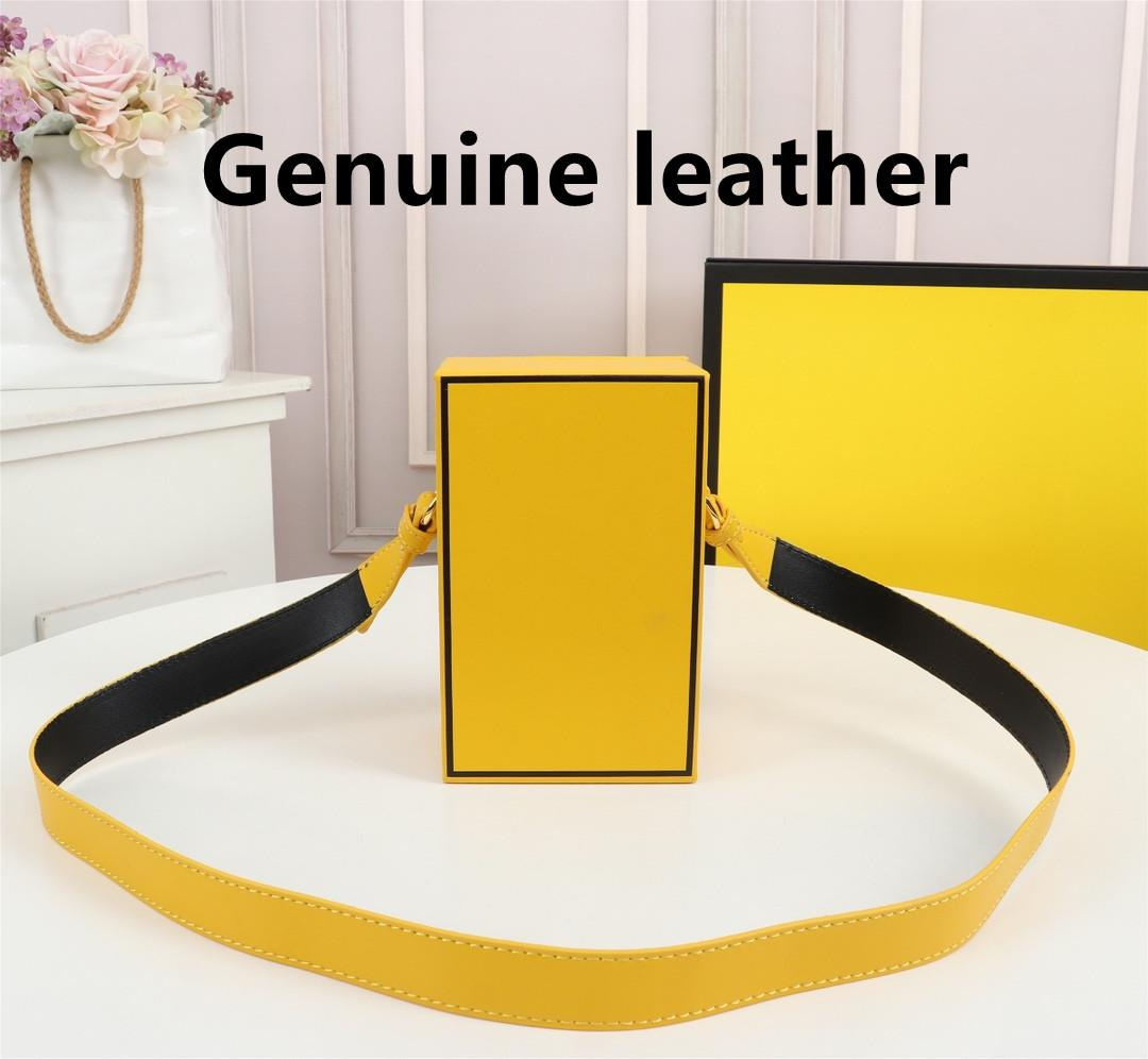 Borsa a tracolla nera MJ Designer Handbag Designer ben noto Marchio signore 2021 Marc Small Snapshot Camera Crossbody Bag Quality