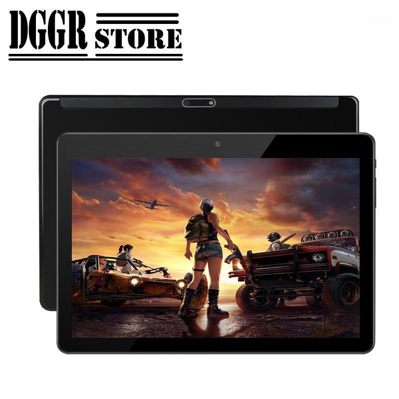 Tablet PC Super Tempered 2.5D Glass Screen 10 Inch IPS Android Dual Cameras SIM 1