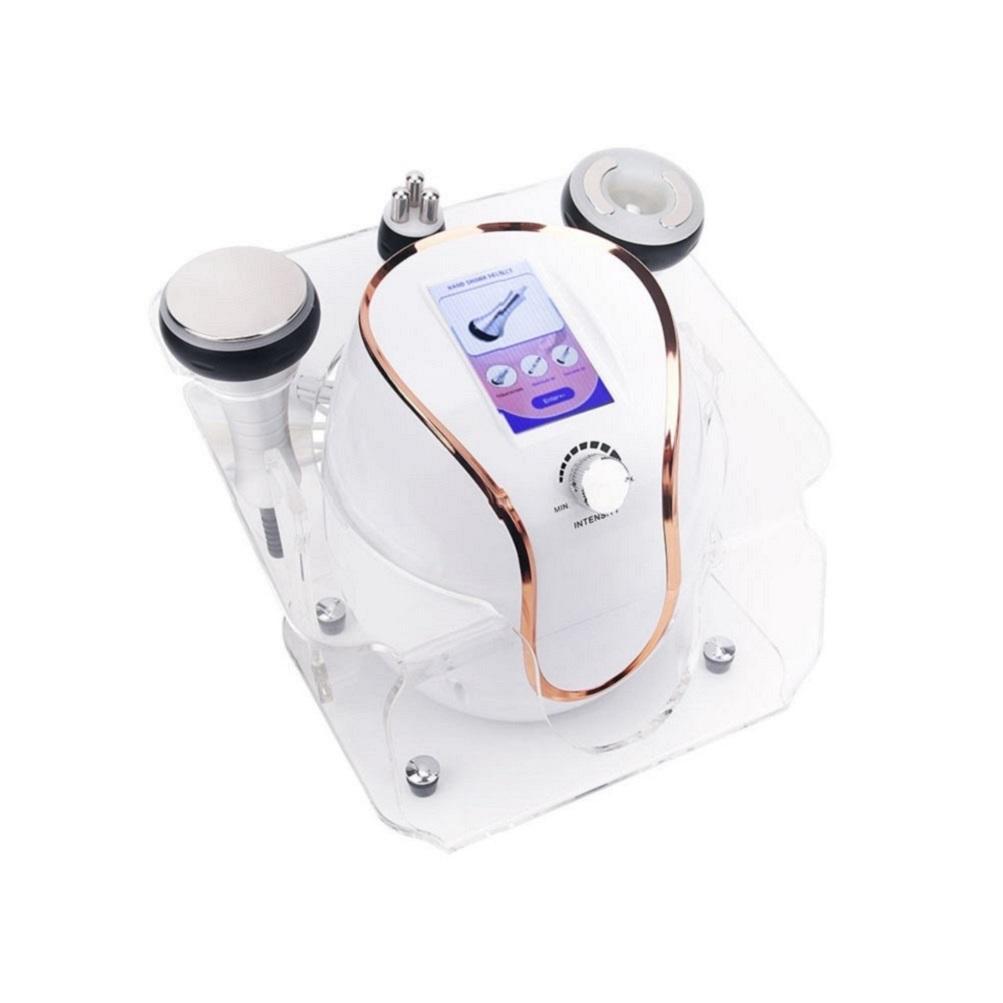 40K الموجات فوق الصوتية الدهون التجويف آلة rf 3 في 1 آلة التخسيس المنزل استخدام