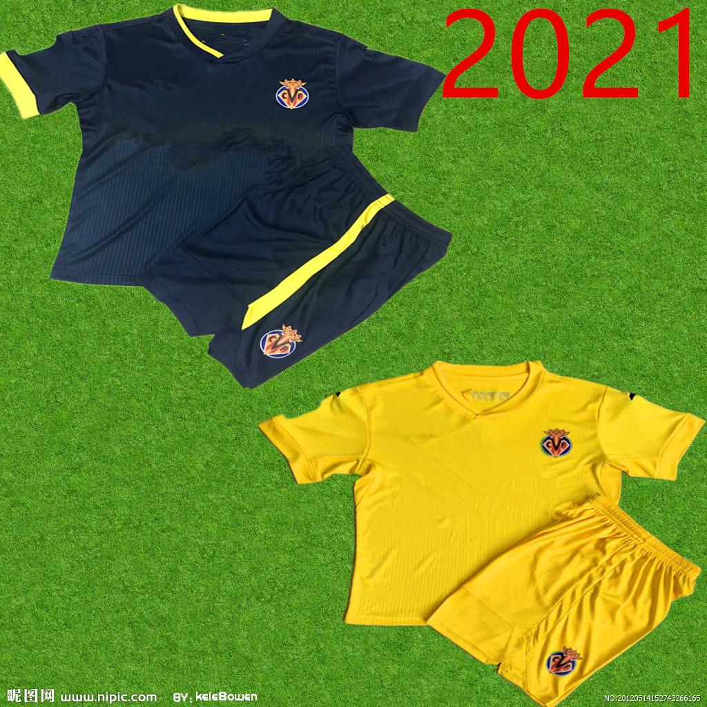 2021men Villarreal CF S.CAZORLA Soccer Jerseys CHUKWUEZE FORNALS Home Away Soccer Shirt PEDRAZA MORENO EKAMBI IBORRA 3rd Football uniform