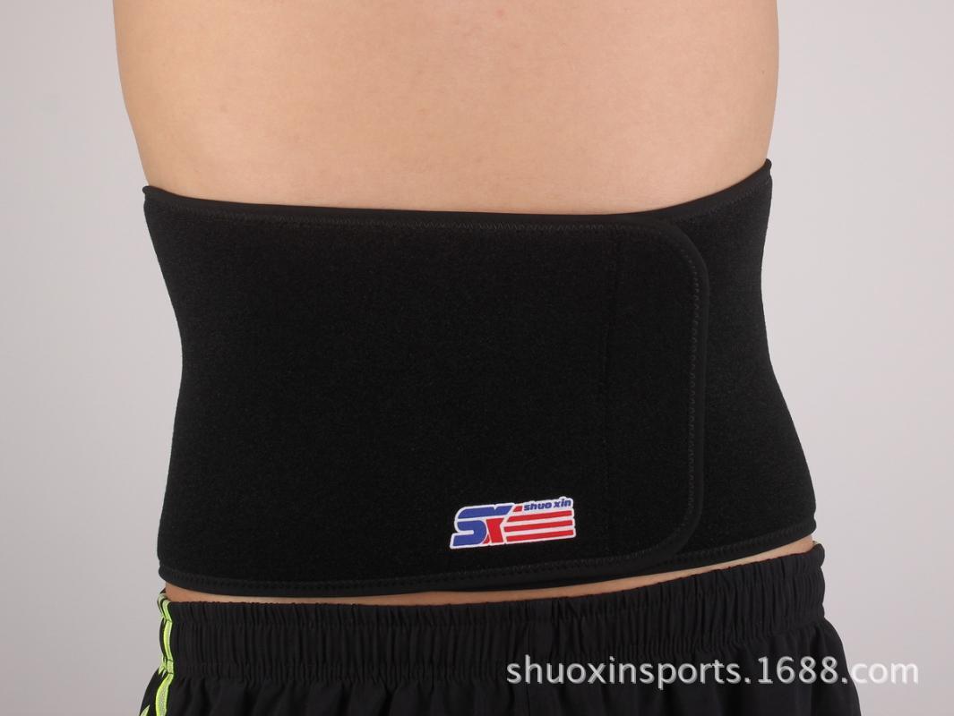 أحزمة تنفس الرياضة الخصر دعم / اللياقة البدنية الجسم المعانقة / التدليك الصحية / الرياضة ware SX631 حزمة واحدة