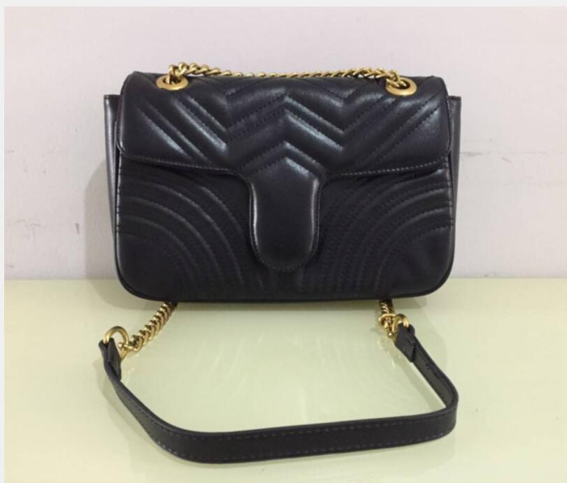 حار المرأة حقائب الكتف المرأة الذهب سلسلة crossbody حقيبة ديسكو حقائب الكتف حقيبة عالية الجودة الإناث رسالة حقيبة 26 سنتيمتر 123SWQ0