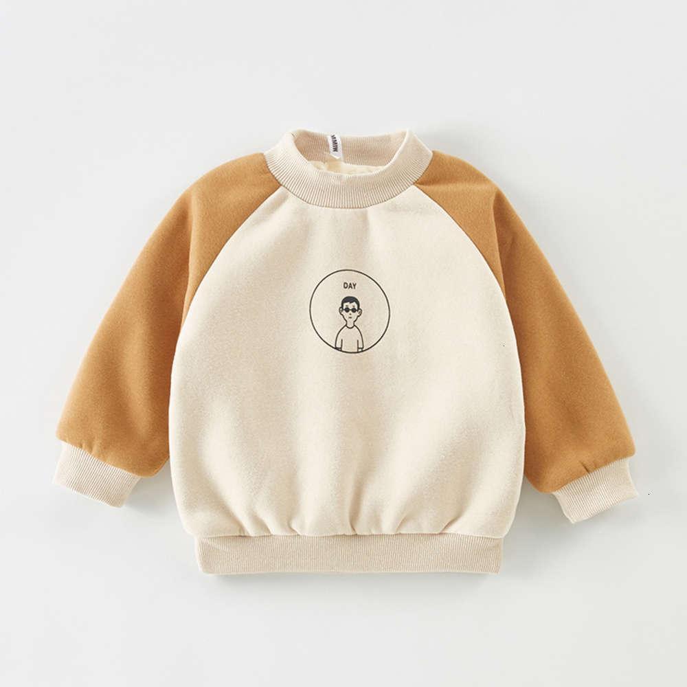 Vêtements enfants Pull en peluche d'automne et d'hiver pour les garçons