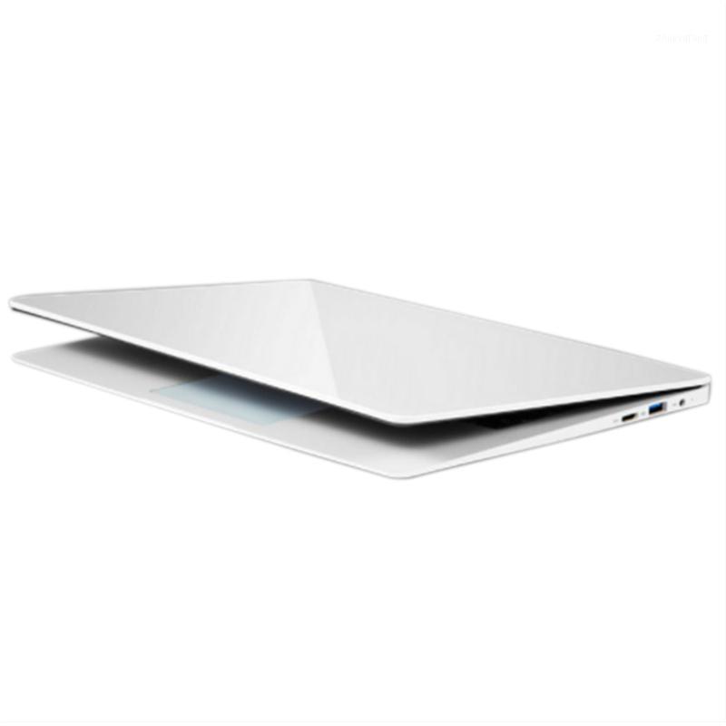 14.1 inç HD LightWeightultra-ince 2 + 32g Lappiebook Laptop Z8350 64-bit Quad Core 1.92GHz Windows 10 2MP Kamera (Beyaz) 1