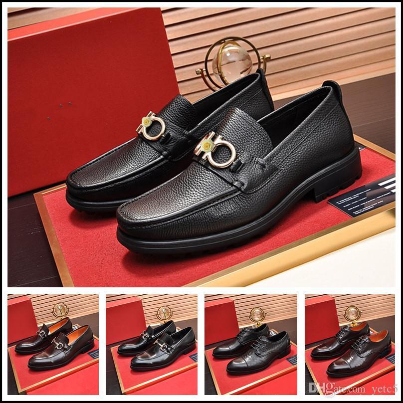 C5 Big Size 45 Fibbia Suit da uomo Scarpe da uomo appuntito punta formale scarpe maschili classici uomo di lusso uomo vestito scarpe da sposa da sposa calzature da sposa 11