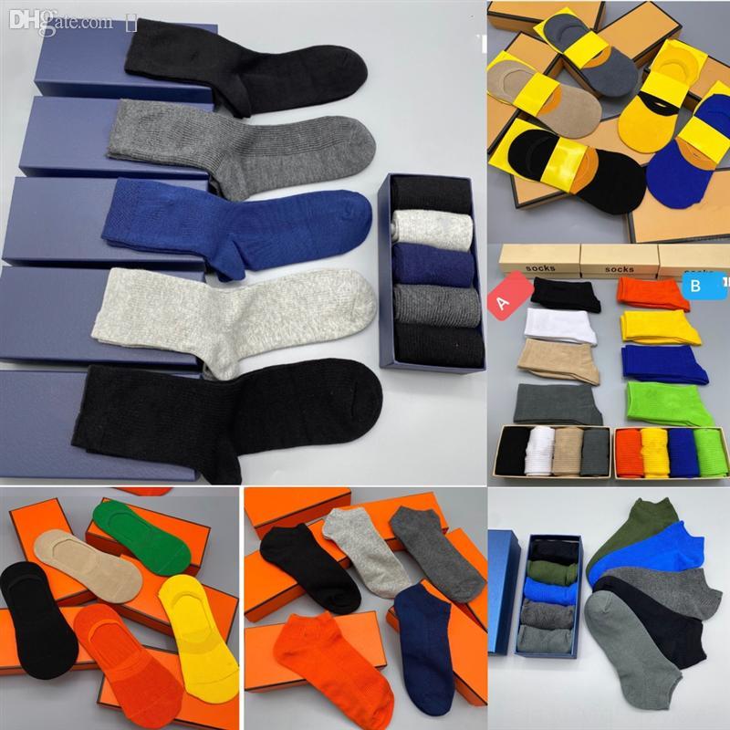 30hhm personnage mode peigné style joyeux chaussettes spéciales de coton causalité nationale chaussettes jacquard chaussettes chaussettes mi-veau coloré