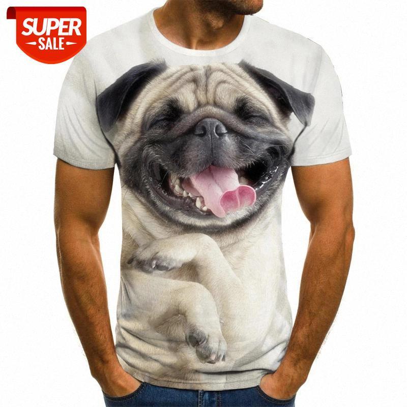 2020 3D Druck T-Shirt Männer und Frauen Hip-Hop Streetwear T-Shirt 90er Jahre Boy Coole Kleidung Mann Top # AK9i