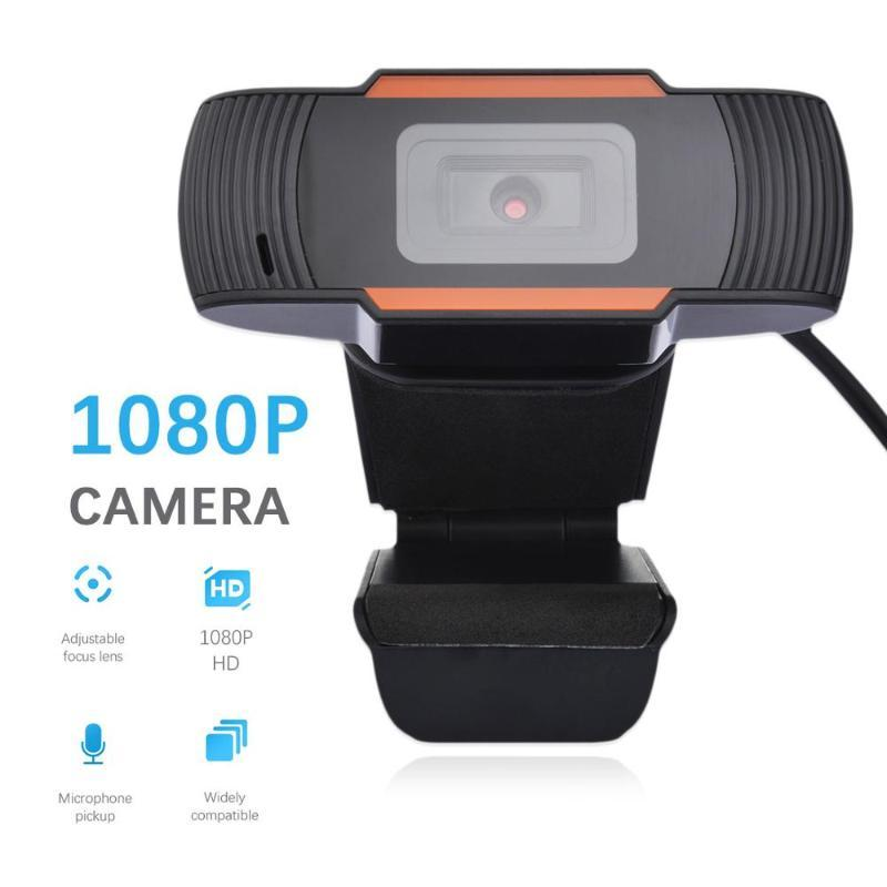 LSMARTLIFE USB 2.0 ПК PC Camera 1080P видеозапись HD веб-камера веб-камера с микрофоном для ноутбука