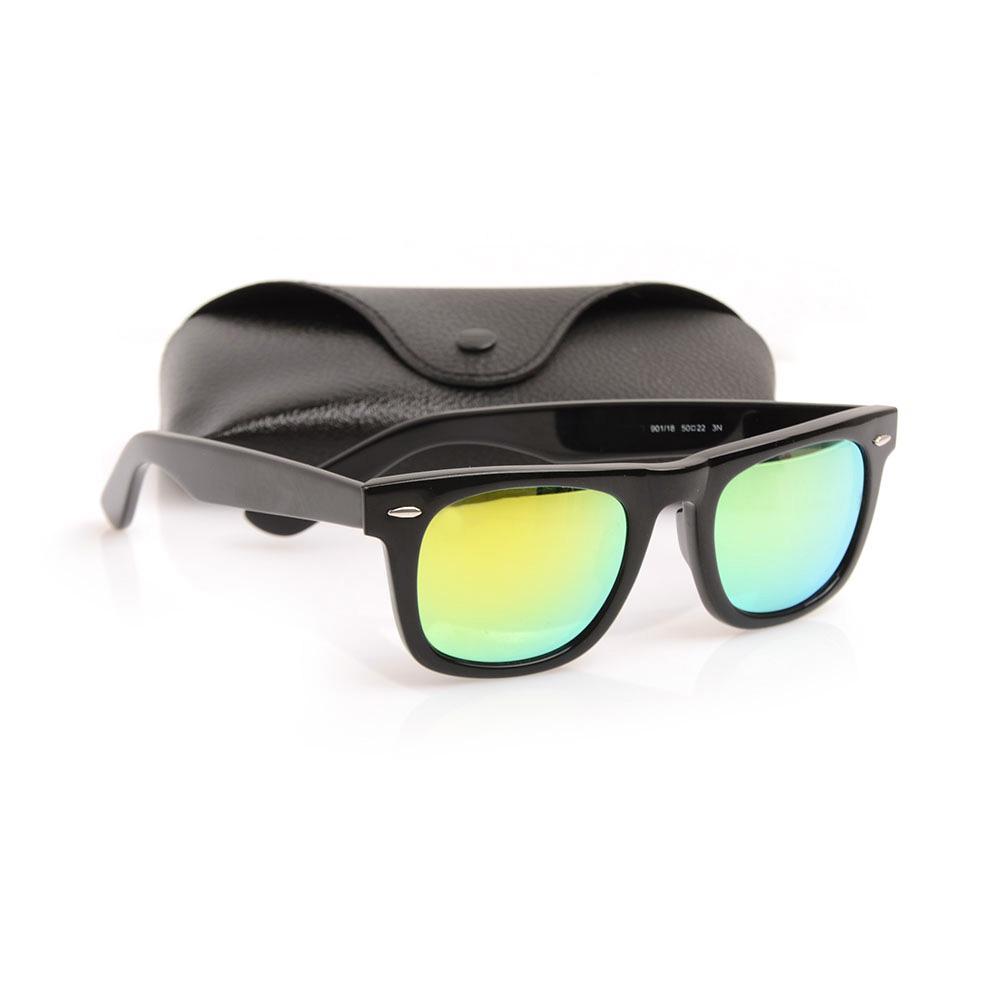 Yeni Stil kadın Güneş Gözlüğü Yüksek Kaliteli Tahta Güneş Gözlüğü Renk Film Lens Güneş Gözlüğü Cam Lens Yeni erkek Güneş Gözlükleri Metal Menteşe Gözlük