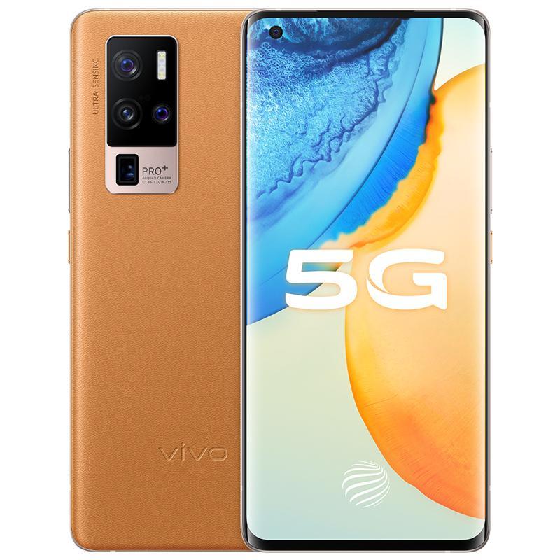 "Original Vivo X50 Pro+ Plus 5G Mobile Phone 12GB RAM 256GB ROM Snapdragon 865 Octa Core 50.0MP AR NFC Android 6.56"" AMOLED Full Screen Fingerprint ID Face Smart Cell Phone"