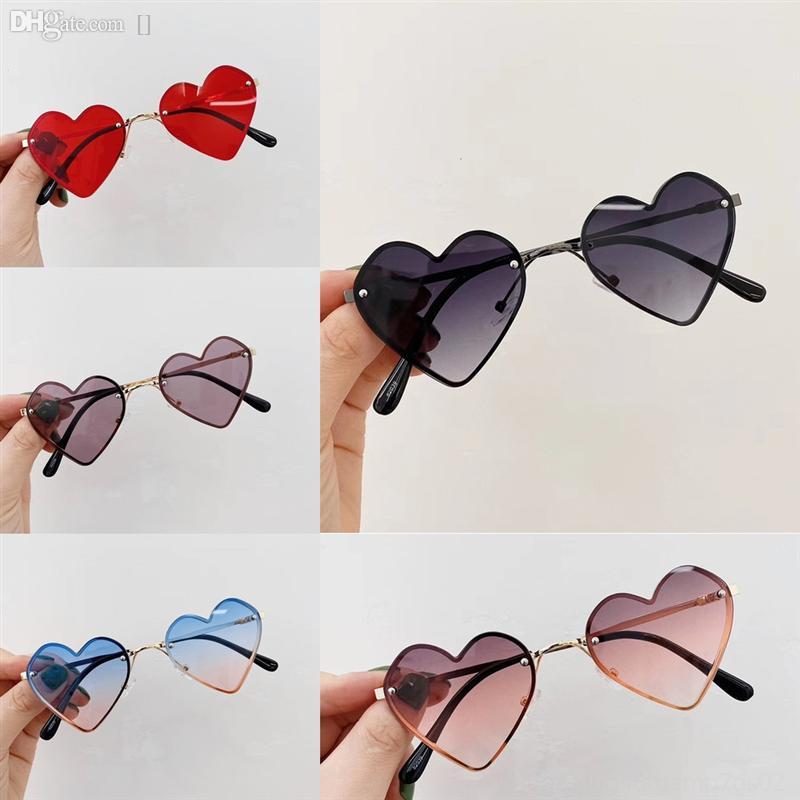 ARE4J ESTATE NUOVO NUOVO NUOVO GAMBEZZO DI GUADAGNATORE 2021 Occhiali da guida all'aperto Cycling Duco Goggle Sport Candy Love Glasses Color Sunglasses