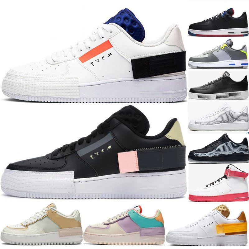 N354 homens mulheres executando plataforma sapatos cume branco um skateboard triplo preto branco utilitário ter treinadores esportes sneakers scarpe screussures