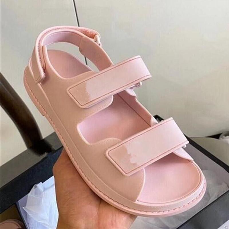 Sandales Blunky Gladiateurs Round Toe Femmes Chaussures Casual Chaussures de sandalias Mujer Mujer Rome Femme Solid Solid 2021