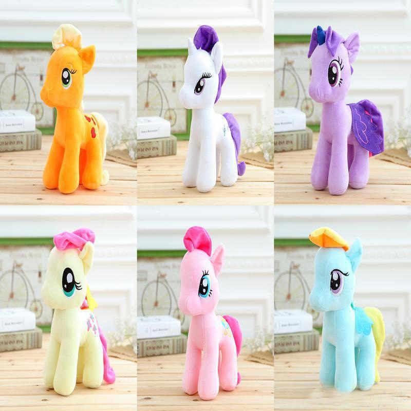 Nouveaux Jouets en peluche 25cm Animal farci My Toy Collectiond Edition Peluche Envoyer des poneys Spike Toys comme cadeaux pour enfants Cadeaux Jouets enfants