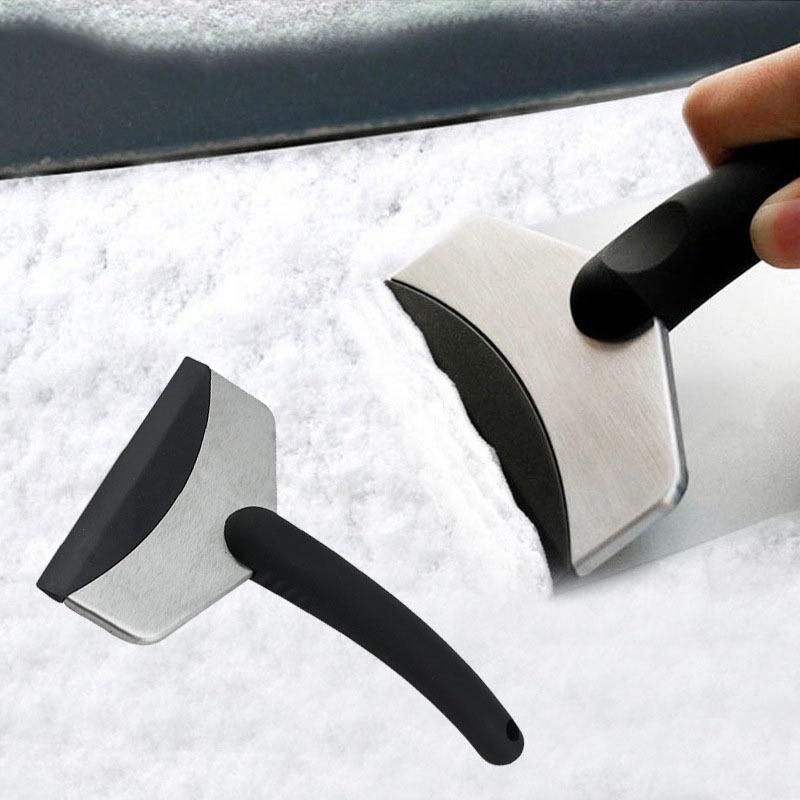 دائم الثلج الجليد مكشطة سيارة الزجاج الأمامي السيارات الجليد إزالة أداة نظيفة نافذة تنظيف الشتاء غسل الملحقات الثلوج المزيل شحن مجاني M2