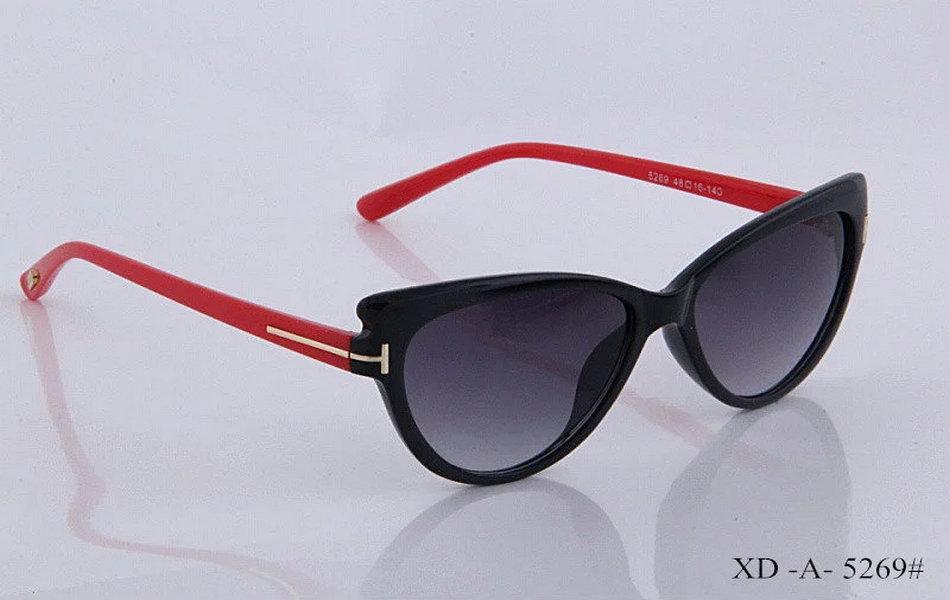 Haute Qualité 211 lunettes de soleil Tom Womens Fashion Souvenir 51 pour 5178 Lunettes de soleil design Verres de verre Femmes Ford Sun Eyewear des KQCI