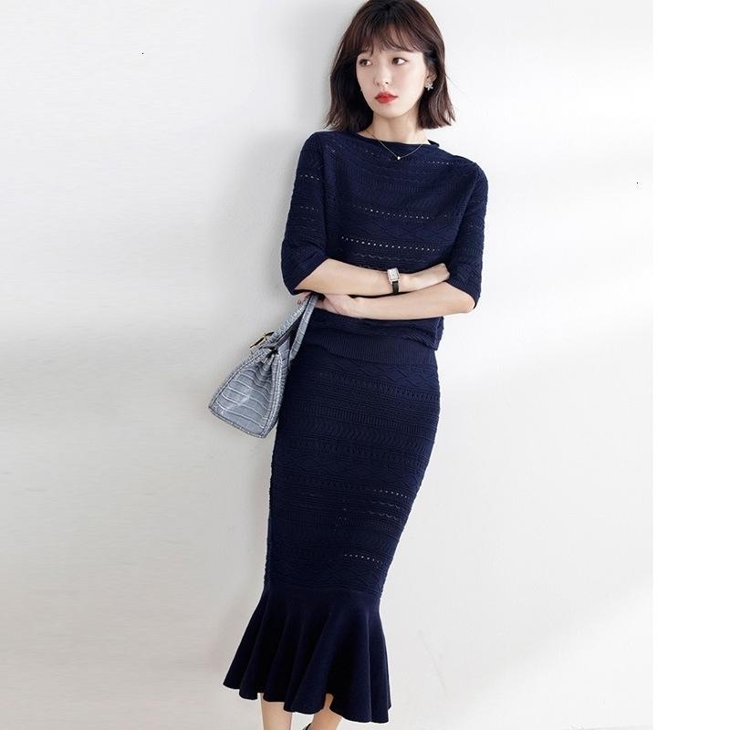 mulheres estilista modas vestidos de mulher recomendar a nova listagem 2020 New estilo moderno clássico elegantTM5V