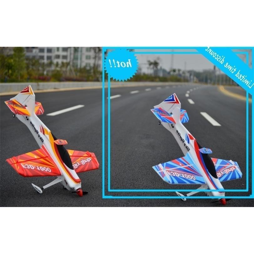 EPO Sport Airplane Модель Hobby Toy / Wingspan 1000 мм F3D-1000 RC 3D плоскость (есть комплект набора или PNP)