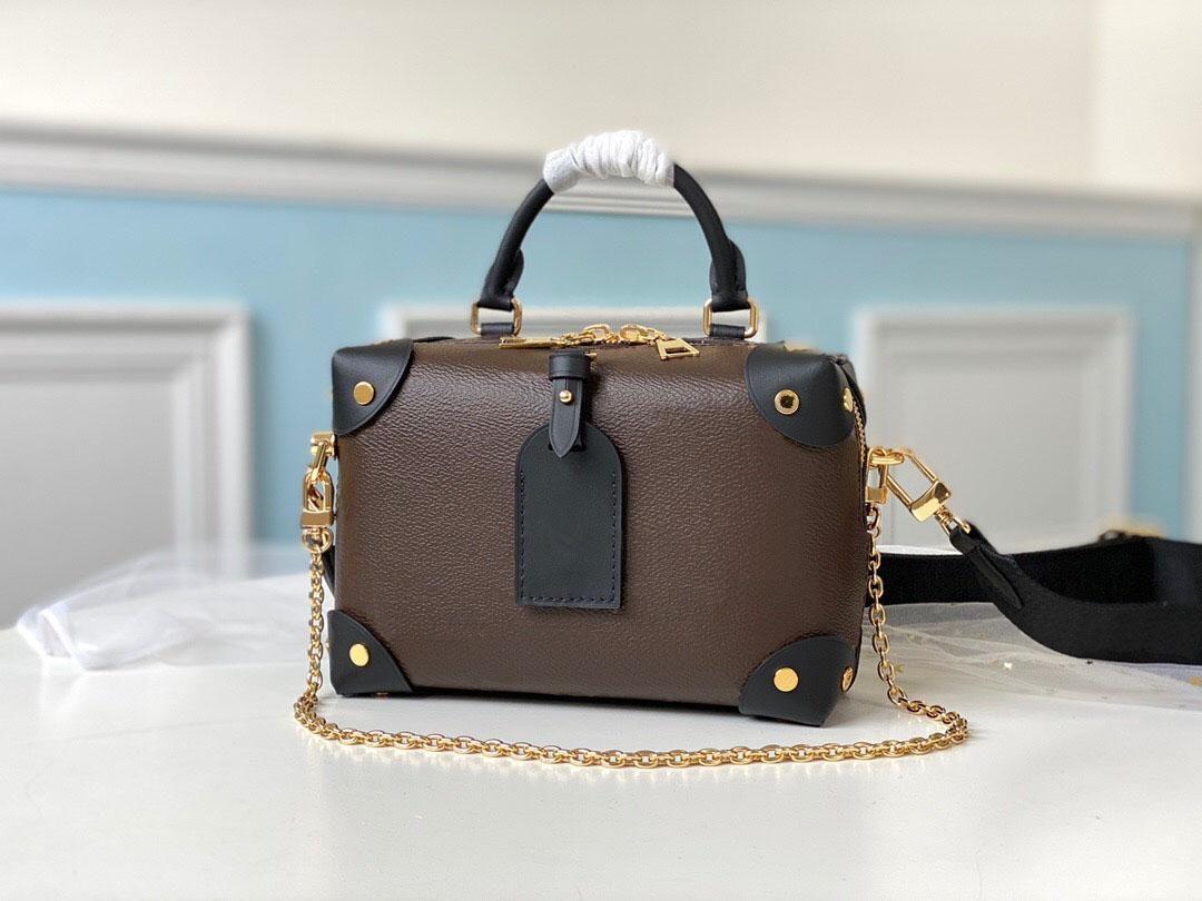 2021 hot-selling famous designer leather women's handbags, luxury designer bags, shopping bags, waist bags