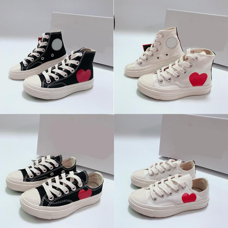2021 Infant Kids Knit Play Shoes For Girl Boys Canvas Shoes White Black Children girls boys sports shoes Size 23-35