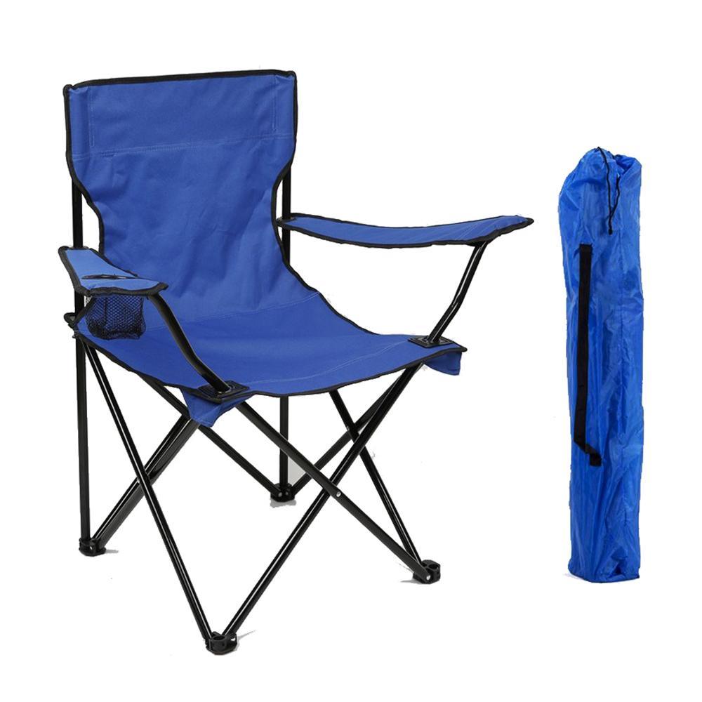 HOORU LIGHTWEWEE CHAISE DE TABRE DE TRAVURE Dossier Plage de la plage Pliant chaise d'accoudoir en plein air Camping Camping Chaises portatives pour la pêche de pique-nique Q1130