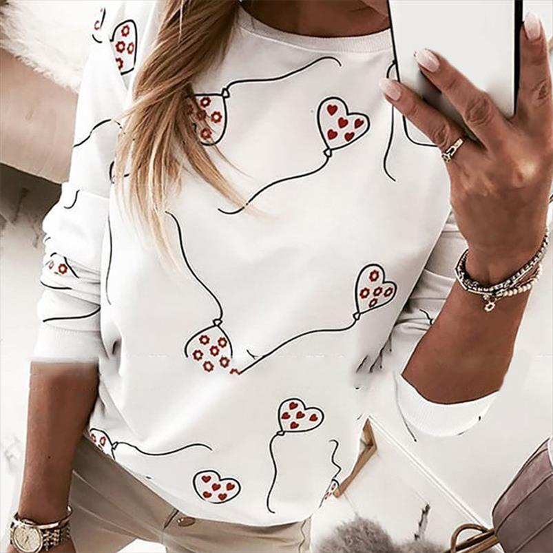 Mulheres de manga longa Mulheres de algodão camiseta 2020 outono Casual Oversized Tee listrado Top Streetwear Moda Lady Tops Plus Size