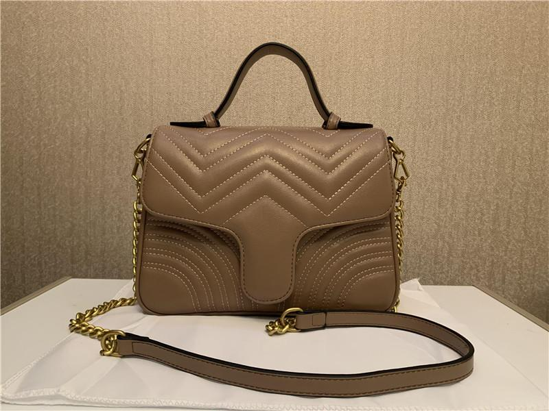 HEQ1 Sıcak Alışveriş Klasik Omuz Moda Satış Bayanlar Deri Çanta Lady Messenger Çanta El Bijla