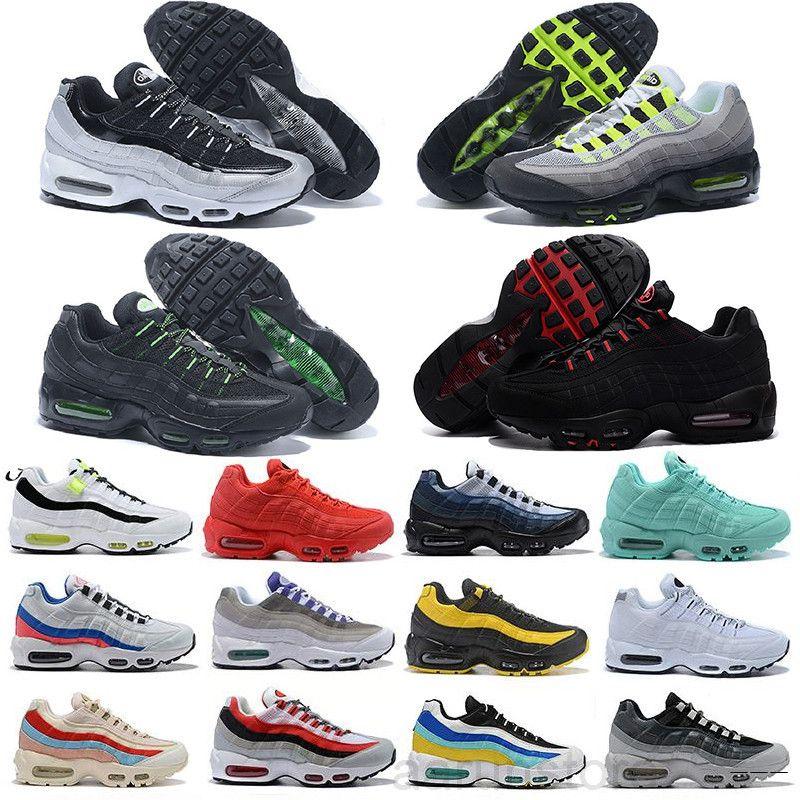 Envío de gota Venta al por mayor Zapatos casuales Hombres Cojín Air OG Zapatillas de deporte Botas Auténticas NUEVO DESCUENTO DE SPORTS DE DESCUENTOS K2R5