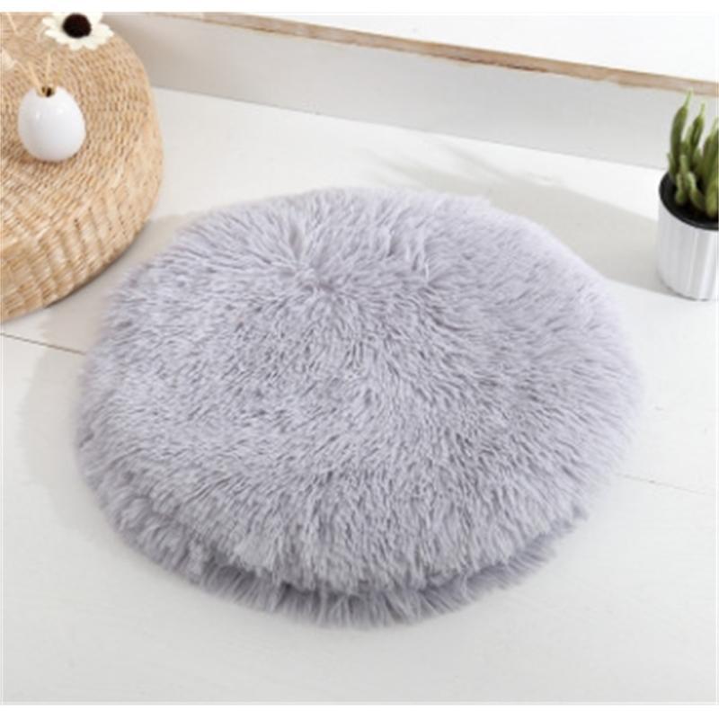 Гнездо двойное использование теплый мягкий слой для домашних животных нескользящий дышащий кошачий дом собака спальный моющийся коврик одеяло 201124