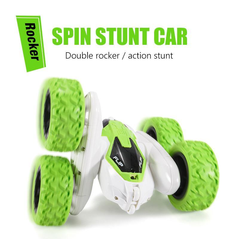 RC Trut Car Toy Toy 4WD Drift Decordation Off Road Bucgy Ride Remote Control Car Toys 360 градусов Flip Автомобиль для автомобилей 201218