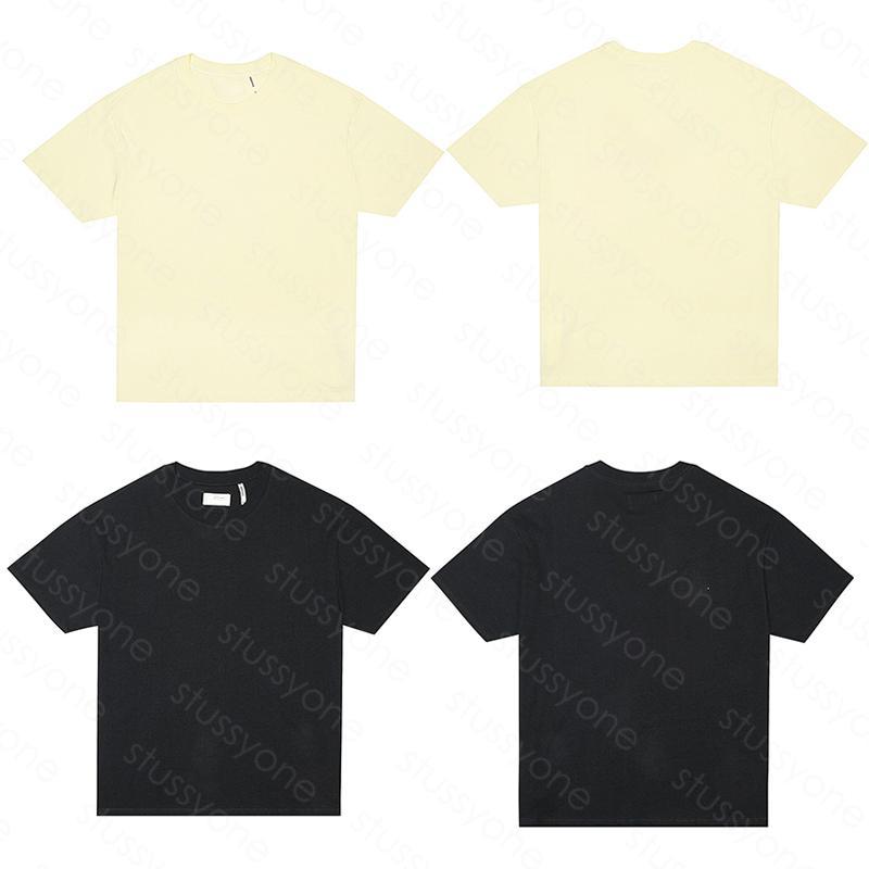 Mens Camisetas Estilo Hip Hop Verão Camisas de Forma Carta Impresso Classic Skate Camisa Mulheres Homens de Manga Curta HotQ629