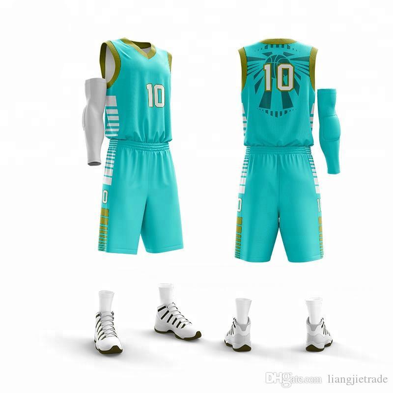 2019 мужская баскетбольная майка для баскетбола Kit Basketball Training Unific Animation Slam Dunk Partmed Basketball Test Shorts