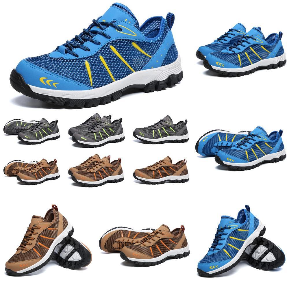 QUALITE NOUVEAU HAUTE BLANC BLANK NOIR DACE-UP Coussin souple Jeunes hommes Boy Running Shoes Baskets de concepteur Low Cut Sports Sneaker