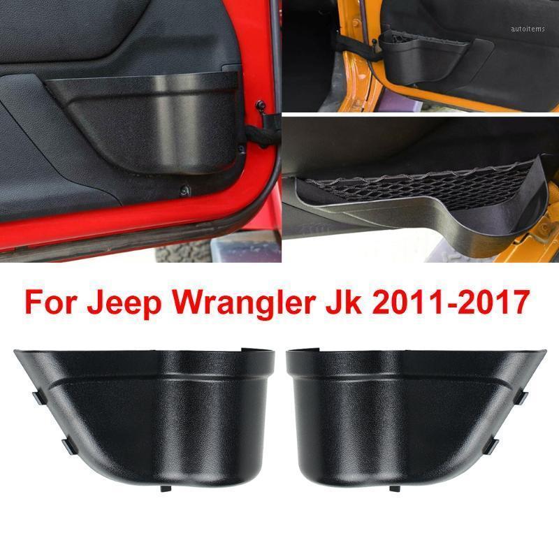 Vordertürspeichertaschen Organizer Box für Wrangler JK 2011-20201