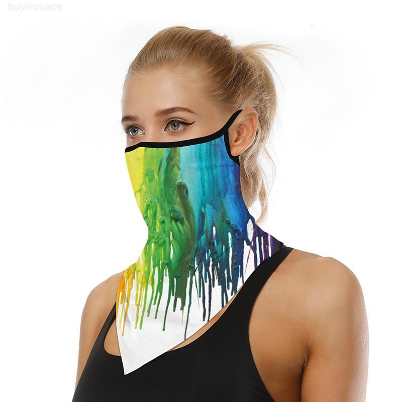 Pescoço leve Caminhadas Lenço ao ar livre Multi-funcional ciclismo respirável poeira à prova de poeira máscaras escaladas de cabelo anti-suor 44w9
