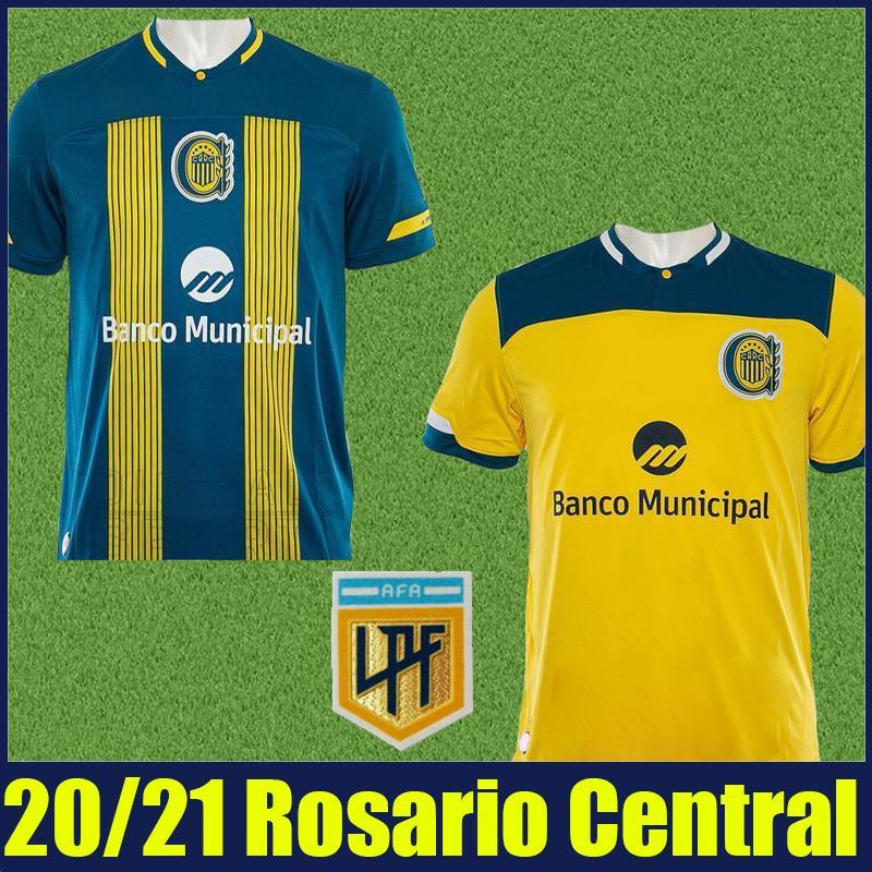 2020 Argentino Superliga Futbol Formaları Arjantin Carc Martinez Zabala Futbol Jersey Rinaudo Vecchio Camba Üniformaları Camiseta de Carc 20/2