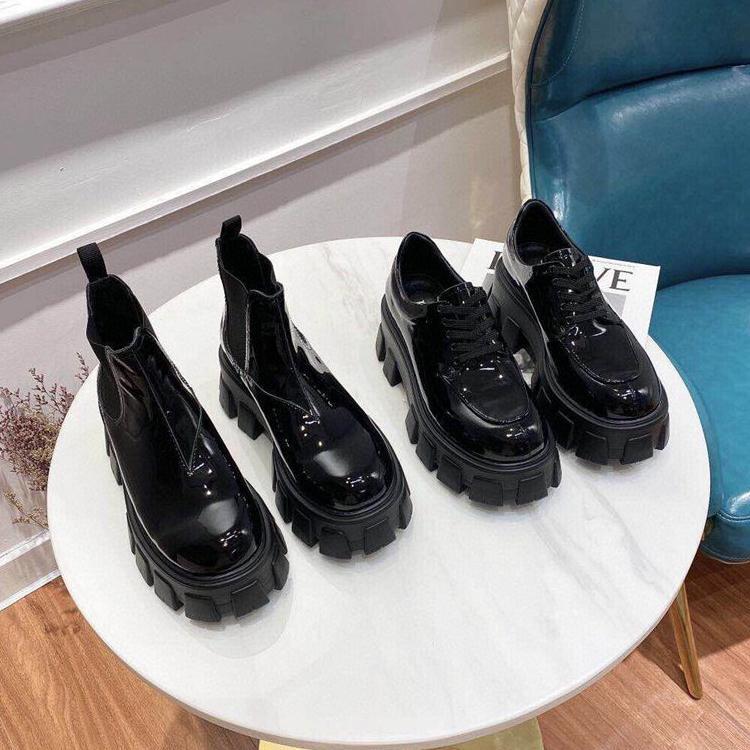 2021 дизайнерские женщины Университет ботинок обуви кожаные и нейлоновые сапоги для женщин на открытом воздухе туфли на открытом воздухе
