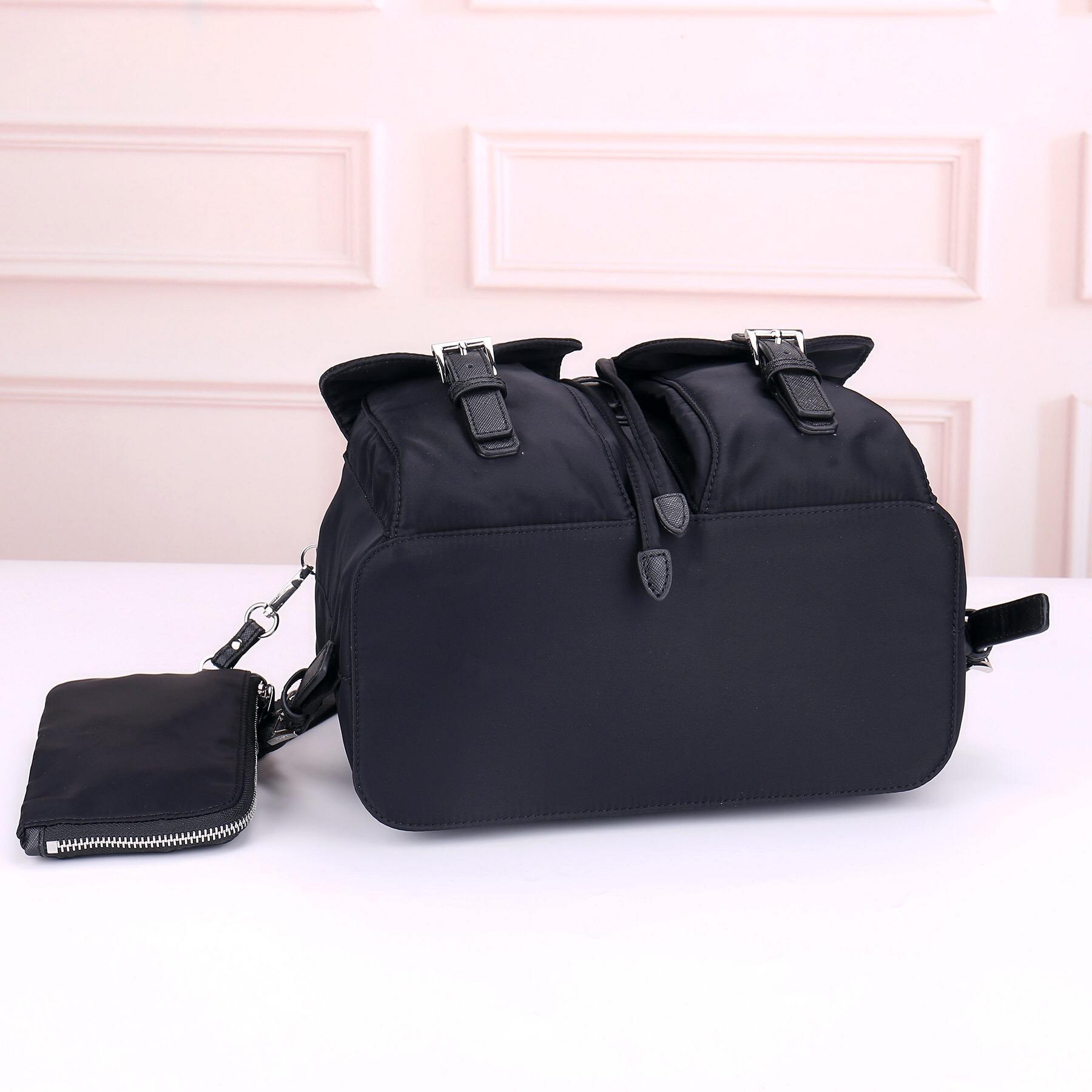 Indietro Moda Zaino Paracadute Donne Canvas per pacco all'ingrosso borsa da uomo borsa classica Spalla classica Messenger Fabs FEFAS