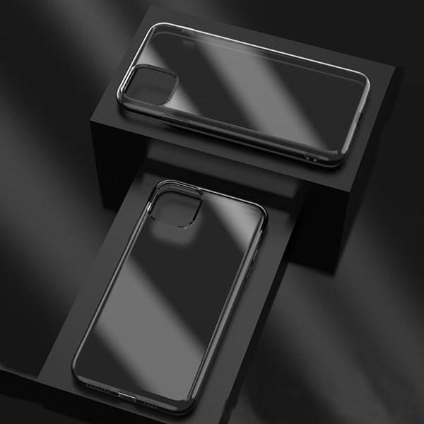 İPhone 12 Pro Max için iPhone 12 Mini 5.4 Şeffaf Telefon Kılıfı TPU Clear Telefon Kılıfı Koruyun Kapak Darbeye Dayanıklı Yumuşak Kılıfları Stokta