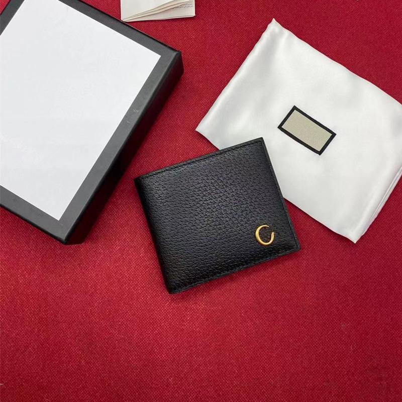 2021 Novo Luxo Luxo Hot-Vendendo Design Cartão Bag Moda Simples Moeda Bolsa Retro Vento Fria Menina Pequena Carteira Portátil Bag