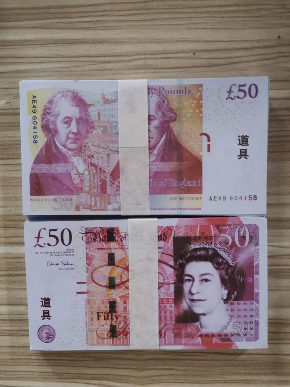 2021 Aprendizaje divertido Herramientas de papel Money Fake Money Chrildren Estudiando Banknote Office Supplies Paper Money Envío gratis