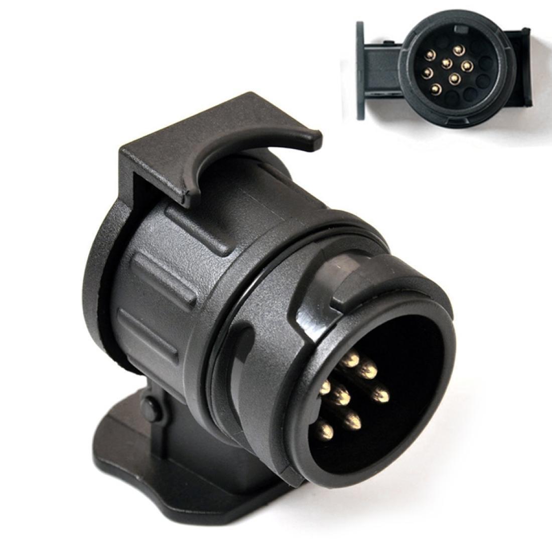 12V 13PIN до 7Pin Plug Chust Plug Гнездо Разъем Разъем Адаптер Автомобильный разъем для прицепа Автобус Европейская машина