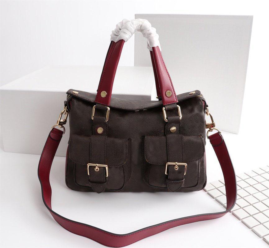 2020 Nova Moda Designer mulher Bolsa Corrente Cruz Bolsas De Corpo Saco De Couro De Couro De Alta Qualidade Bolsas De Alta Qualidade Bolsa Frete Grátis Mulheres Handbags