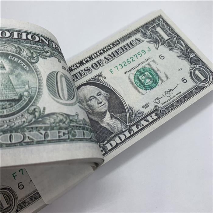Hot PROP FAKE ATMOSSPOSS Dólar QGVHF Falsificación Falsa Falso Fake 1 Dinero y película Billet TV Props Money Shooting Money LA-031 Bar XRNVV