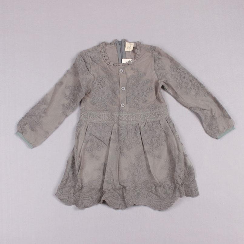 Vendita di liquidazione Bambini Camicia Abito Bambini Vestiti per bambini Abiti da fiore Principessa Dress Bambini Abbigliamento Abbigliamento Abito Brevi Abiti Casual Z236