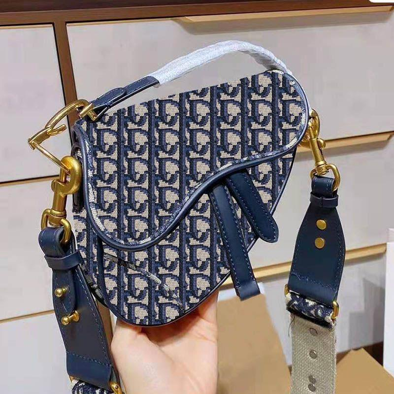 الرجال والنساء مصمم الكلاسيكية التطريز ماركة رسول حقيبة الصدر حقيبة الأزياء عالية الجودة واحدة الكتف حقيبة يد سيدة حقيبة تسوق