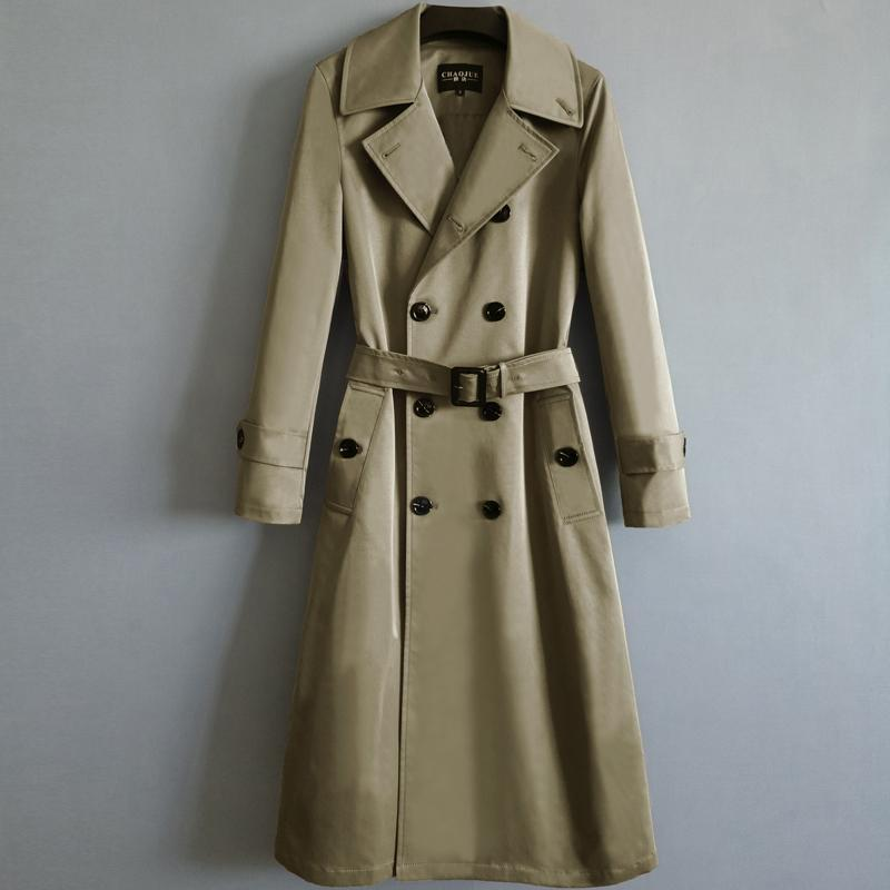 WK09503 Moderne Heißmantel Mantel 2020 Herbst- und Wintermode Lässig Windjacke Mantel